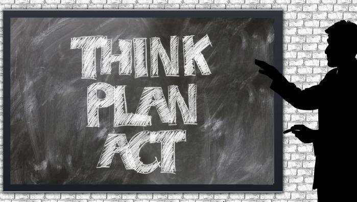 Plan or, just let it happen?